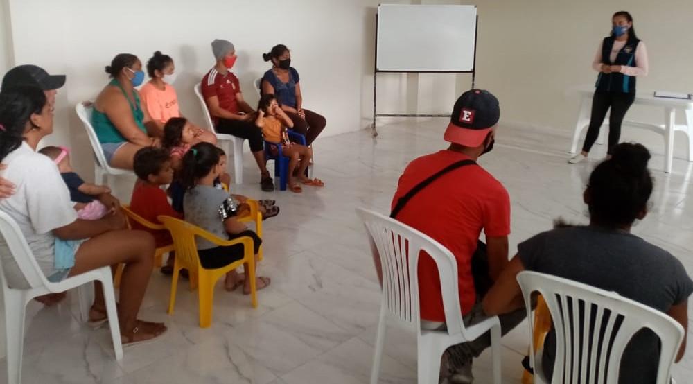 3. Curso fortalecimiento organizativo: Unidad 3: promoción y mediación pedagógica.